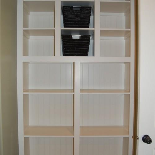 Master Closet - Hallway